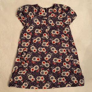 Mini Boden Flower Dress